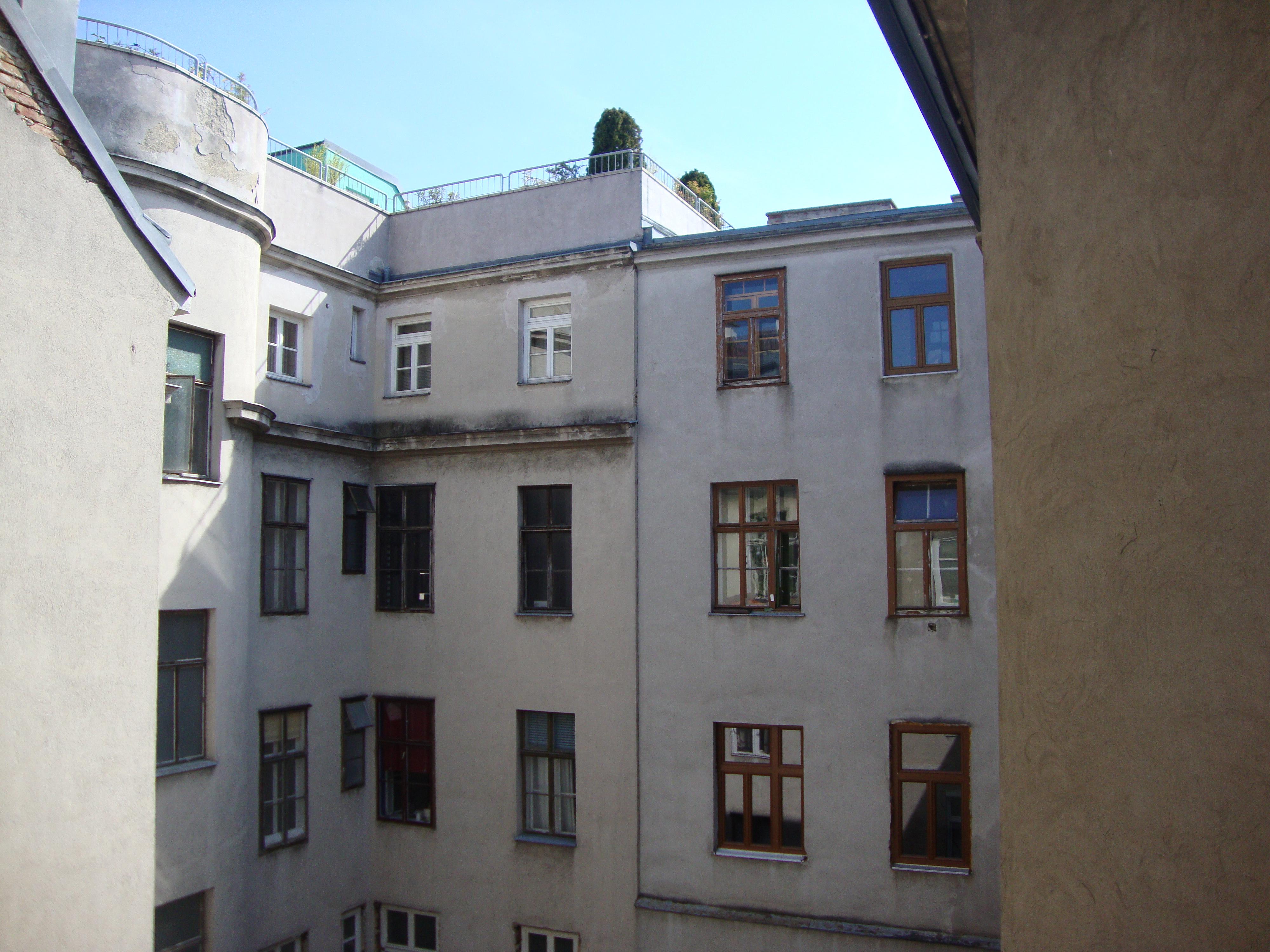 Beliebt Blick aus dem Fenster | Bilder für die Blinden DY91