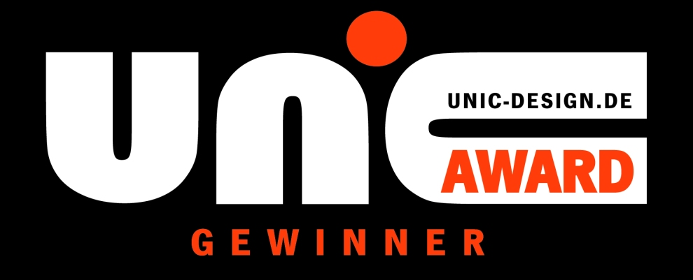 Das Logo des Unic Awards