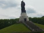 Monumentalplastik im Treptower Park