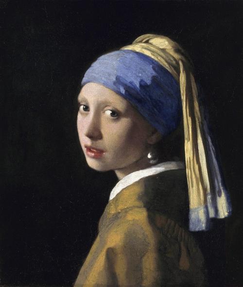 Das Mädchen mit dem Perlenohrgehänge
