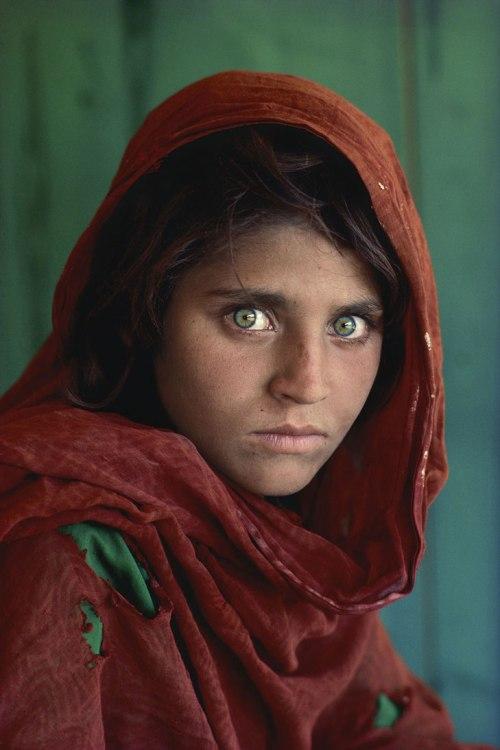 Das Afghanische Mädchen
