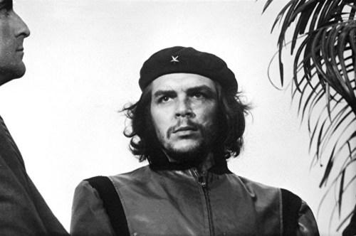 Original schwarzweiß Foto von Che Guevara