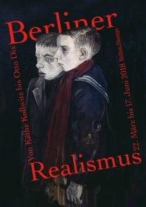 Plakat: Berliner Realismus